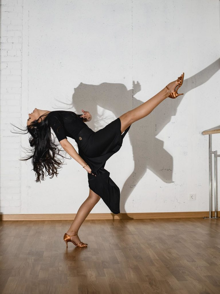 Latin American dances at TenDance