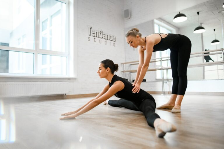 Stretching. В чем отличие от фитнеса?