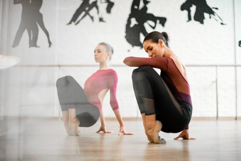 Психосоматика танца.