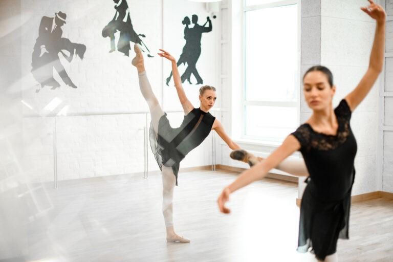 Структура танца.