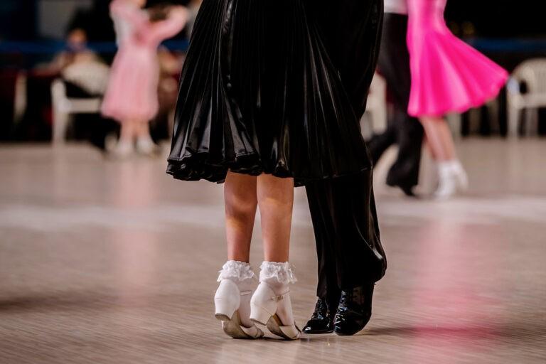 Польза занятия танцами для детей.